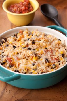 Rice and Black Beans Epicure Recipes, Ww Recipes, Real Food Recipes, Vegetarian Recipes, Cooking Recipes, Healthy Recipes, Dinner Iseas, Epicure Steamer, Steam Recipes
