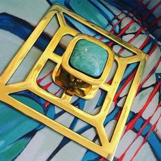Addison Weeks Hardware. Geode hardware.Top trend, Turquoise jewel stone hardware, trending now, modern design, unique, girly, bright, boldl, gold hardware