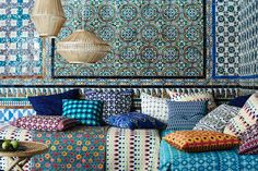 Ikea's JASSA collection will bring a relaxed bohemian vibe to your interior