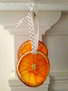 Sanas y Lindas: Cómo secar las naranjas
