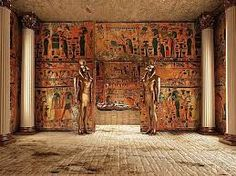 Egyptian Pharaohs Tomb