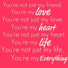 Valentines Quotes Interesting Sending My Love On Valentine's Day  Holidays   Pinterest