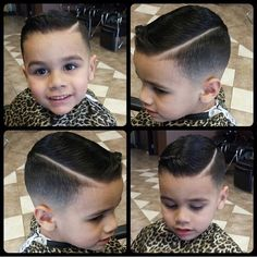 boys hair POMPADOUR - Google Search
