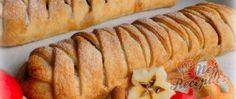 Recept Jablíčkové záviny z listového těsta Bread, Baking, Food, Brot, Bakken, Essen, Meals, Breads, Backen