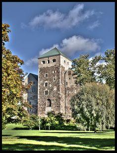 Castle in Turku, Western Finland, turun linna by savikukko, via Flickr