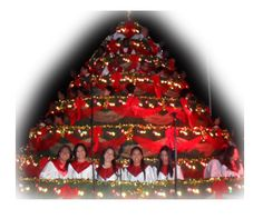 The Cayman Islands Singing Christmas Tree will be held December 1st & 2nd, 2012