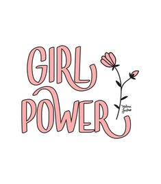 Touts Moved to amazing people Frases Girl Power, Girl Power Quotes, Girl Quotes, Phone Stickers, Aesthetic Stickers, Printable Stickers, Quotes For Kids, Pink Aesthetic, Wallpaper S