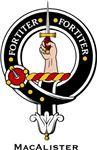 MacAlister Clan Crest Badge from www.4crests.com #clan #crests # badges #clans #scottish #scotland #family #badge #crest #tartan #kilt #genealogy #heraldry #family
