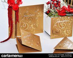 Colección Oro Decoración Restaurante Navidad