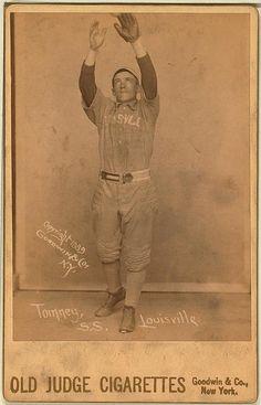 Baseball in Louisville - 1889