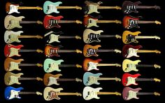 Fender Stratocaster Widescreen Wallpaper by Fender Stratocaster, Fender Standard Telecaster, Fender Guitars, Acoustic Guitars, Guitar Tips, Guitar Songs, Guitar Art, Heritage Guitars, Rock N Roll