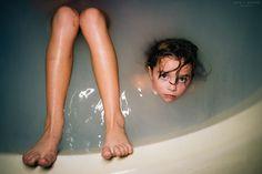bath time.  photo