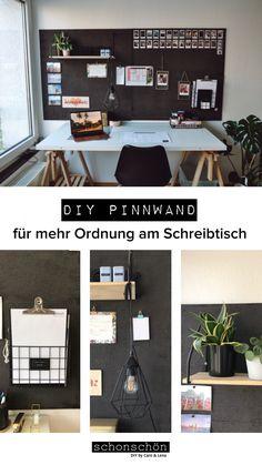 DIY Pinnwand – Tips and İdeas
