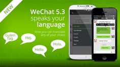WeChat v6.3.9.65_r660d29e  Martes 19 de Enero 2016.Por: Yomar Gonzalez | AndroidfastApk  WeChat v6.3.9.65_r660d29e Requisitos: Varía según el dispositivo Descripción: los mensajes de texto gratis mensajes de voz y llamadas de vídeo en su bolsillo. 300 millones de personas les encanta WeChat porque es rápido confiable privado y siempre encendido. Únete a nuestra rápidamente creciente comunidad global de más de 100 millones de usuarios ahora! WeChat es una mensajería gratuita y aplicación…