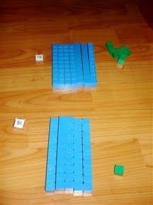 Montessori Tidbits: Math-U-See meets Montessori math