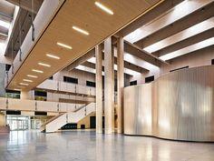Nordsterdal high school, Hedmark, 2013 - Longva Arkitekter