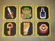 95 best geeky crafts and nerdy diy projects images on pinterest diy 8 bit gamer mats solutioingenieria Images