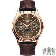 PATEK PHILIPPE - GRAND COMPLICATIONS PERPETUAL CALENDAR MOONPHASE