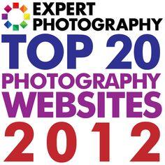 Top 20 Photography Websites 2012