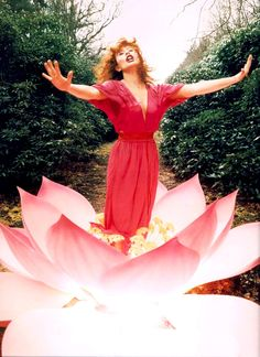 Tori Amos Portrait by David LaChapelle