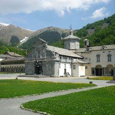 Santuario di Oropa - Biella | Scopri di più nella sezione Itinerari del portale #cittaecattedrali