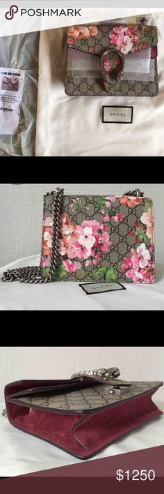 Gucci Dionysus New with reciept :) dustbag and tags included Gucci Bags