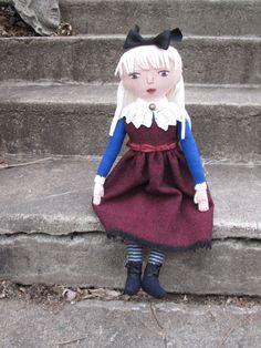 Mimi Kirchner doll, looks like my Kaia