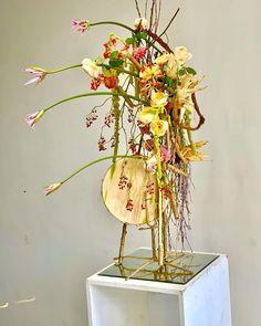 Gregor Lersch, Glass Vase, Floral, Instagram, Design, Home Decor, Art, Art Background, Decoration Home