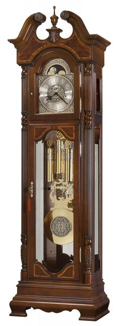 Clockway: Howard Miller CHM4278 Mechanical Chiming Presidential Grandfather Clock