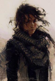 dust by camila vielmondSpectrum 12: The Best in Contemporary Fantastic Art