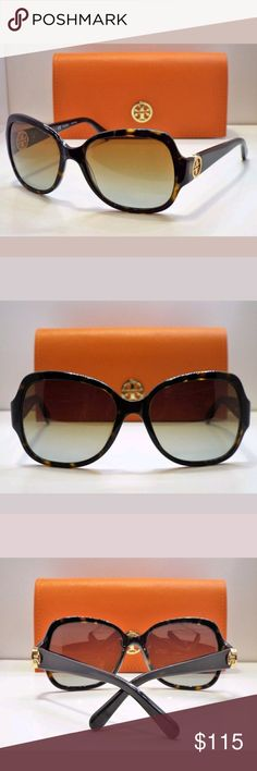 Tory burch Sunglasses If you want a discount please use my bundle option. I only make offers to people who bundle.  These are in good pre-owned condition. Blemishes on lenses that are only visible when held up to the light. Please see all photos for full description and detail. Tory Burch Accessories Sunglasses
