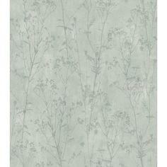 Cordelia Off White Floral Silhouettes 2836 802016 Brewster Wallpaper Plant Wallpaper, Tile Wallpaper, Wallpaper Samples, Wallpaper Roll, Pattern Wallpaper, Grey Floral Wallpaper, Wallpaper Off White, White Textured Wallpaper, Brewster Wallpaper