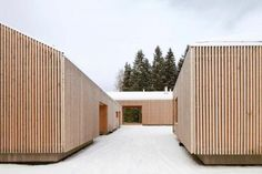 House Riihi, Alajärvi, 2014 - OOPEAA Office for Peripheral Architecture Wooden Facade, Outdoor Furniture, Outdoor Decor, Construction, Gallery, Pictures, Facades, Home Decor, House
