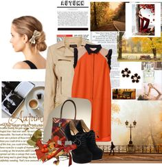 """""""Autumn in the Park"""" by craftygirl47 on Polyvore"""