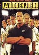LA VIDA EN JUEGO, Phil Joanou  (2006)  Bàsicament aquesta pel·lícula tracta d'uns joves que estan en un centre de detenció per a menors, sota el lideratge del seu conseller, intenten guanyar autoestima jugant a futbol americà.   És molt graciosa la peli i l'autor m'apassiona, sóc fan de totes les seves pel·lícules.