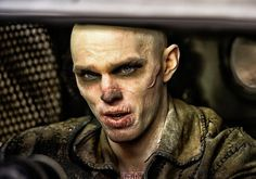 """Nicholas Hoult - Mad Max Fury Road - """"What a lovely day!"""