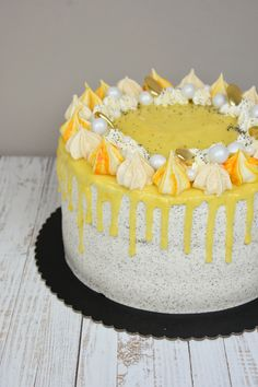 Confectionery, Cake Decorating, Birthday Cake, Eat, Cooking, Cakes, Decoration, Kitchen, Decor