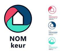 Echt een goed gevonden logo. Een keurmerk die kwaliteit van bouw garandeert (het huis beschermt) o.b.v. drie pijlers. Alles komt terug in het logo