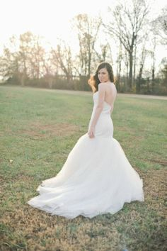 Southern Weddings - South Carolina Bridal Session - Bride and her horse - sMm Photography - natural light