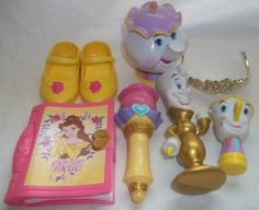 Disney Beauty Beast Belle My First Princess Singing Storytelling Toy Accessories | eBay