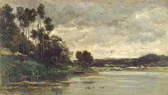 Daubigny landscape