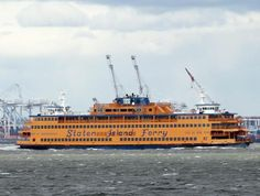 A Free Ride To See The Statue of Liberty on the Staten Island Ferry