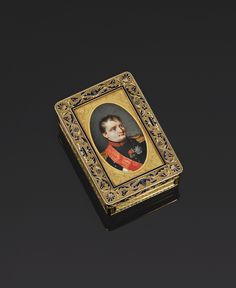 a gold and enamel imperial presentat ||| box ||| sotheby's l18303lot9dbh7en