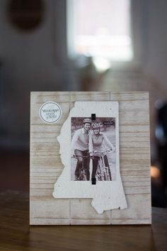 Mississippi State Picture Frame