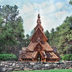 chapel in the woods Rapid city, sd South Dakota Travel Guide - CommunityWalk