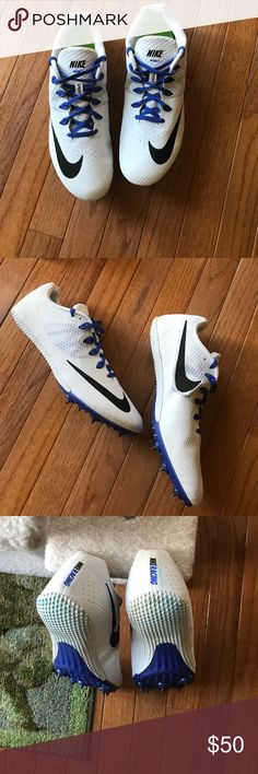 Men's Nike Zoom Rival S 8 Sprinting Spikes