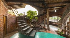 Image 16 of 19 from gallery of Brick House  / iStudio architecture. Photograph by AN clicks