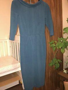Boden Ottoman Ribbed Dress 10L | eBay