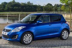 Два хэтчбека марки Suzuki ушли с российского рынка