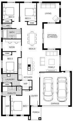 Floorplan - JGKing -